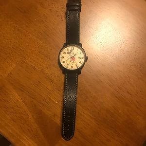 Men's Mickey Mouse watch brand new!